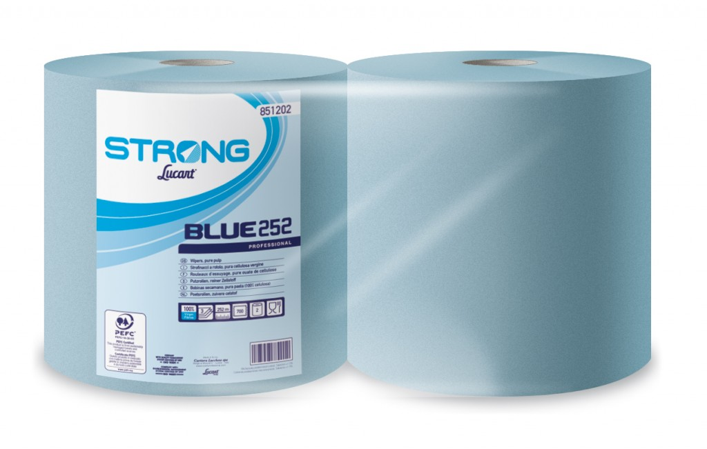 851202 STRONG LUCART BLUE 252