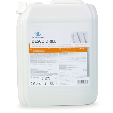 desco-drill