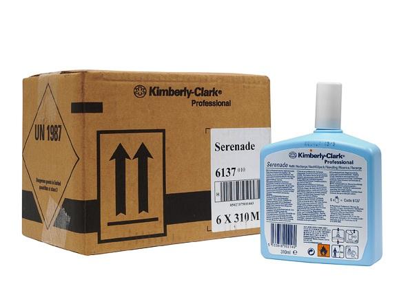 Odorizant Kimberly Clark Serenade
